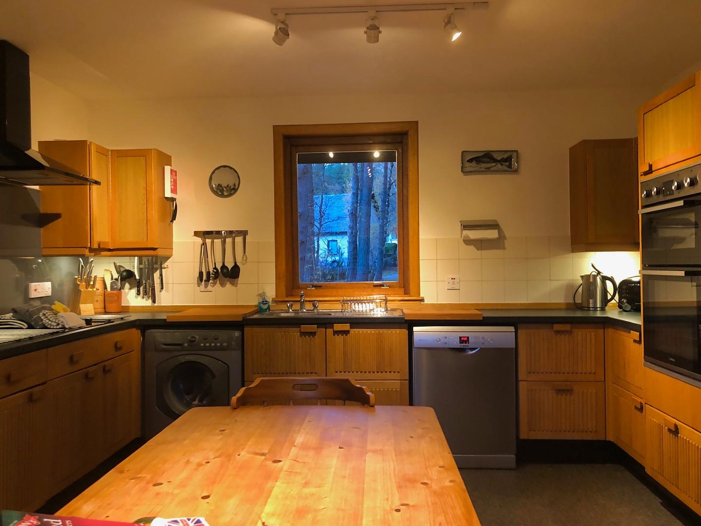 Treehouse Kitchen 5