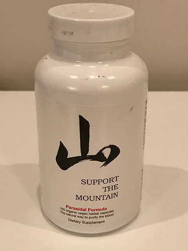 Support the Mountain Organic Parricidal Formula