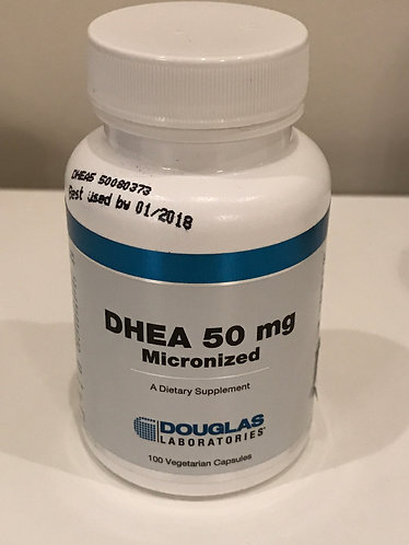 DHEA 50mg Micronized
