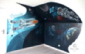 fresque-murale-espace-planète-youandgoc