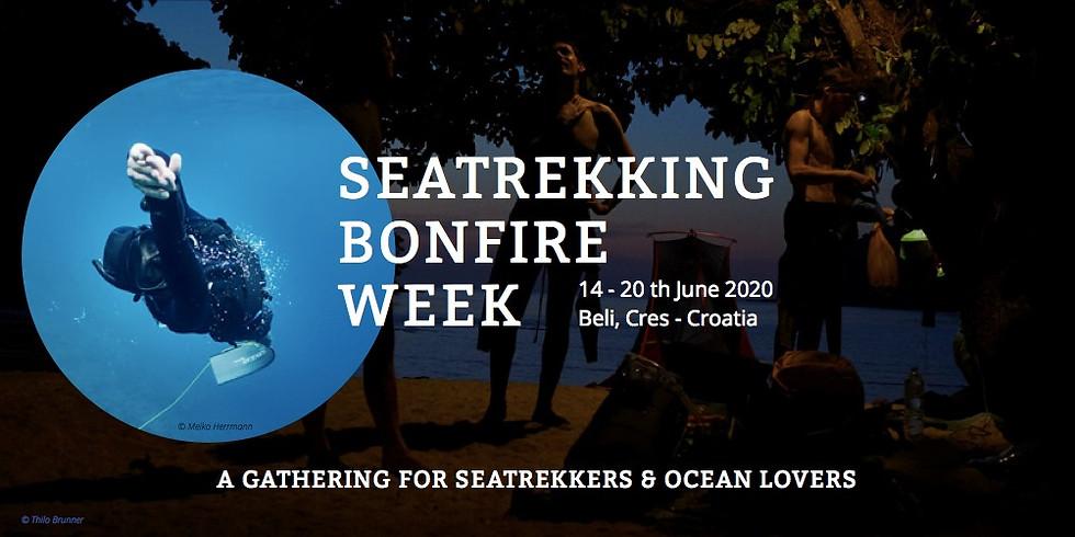 Seatrekking Bonfire Week ABGESAGT!!!
