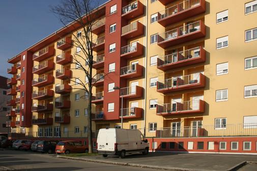 POS Špansko 150 stanova