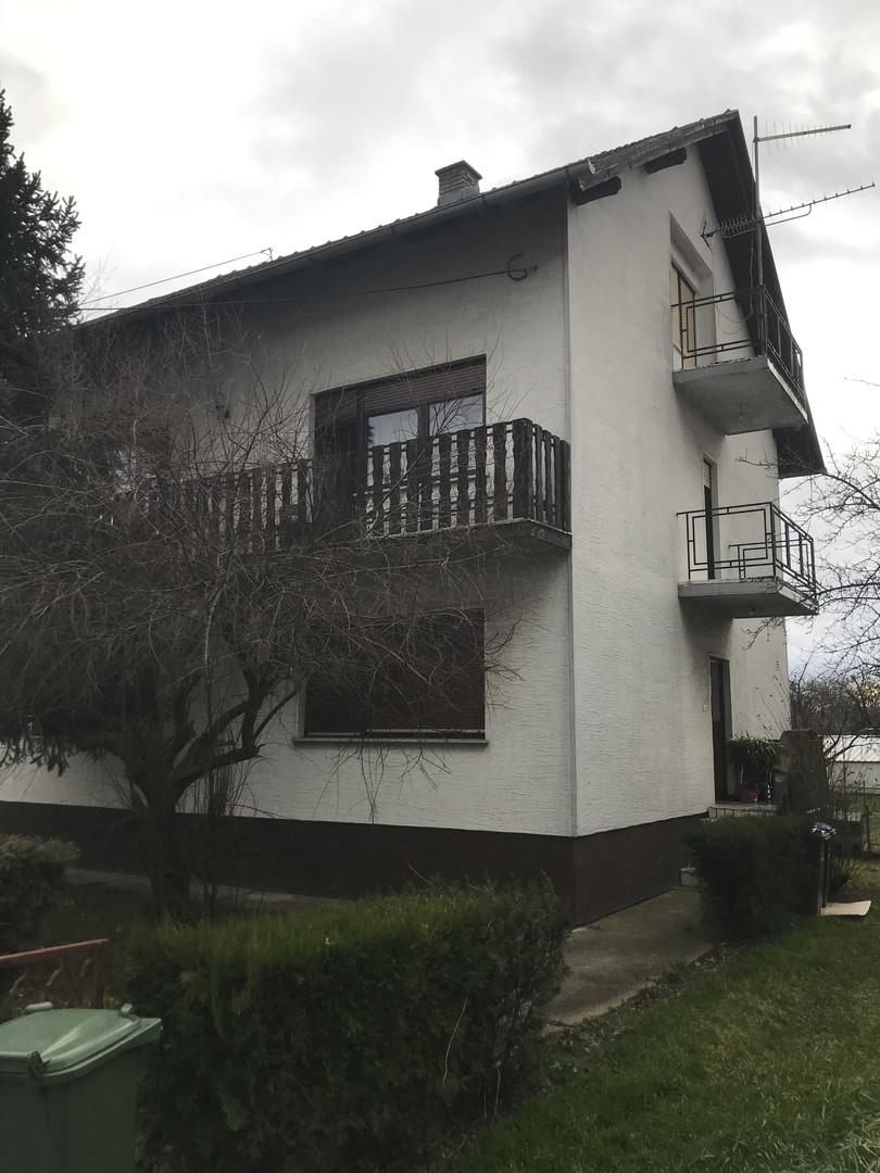Obiteljska kuća, Zagreb