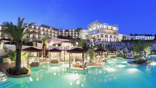 Bazenski kompleks Hotel Amfora