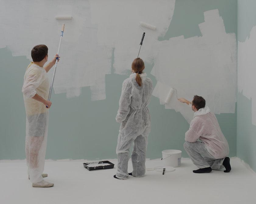 Wände selber streichen - der Profi zeigt dir wie!