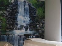 Sala massaggio