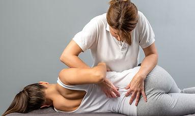 Tratamento de Osteopatia.