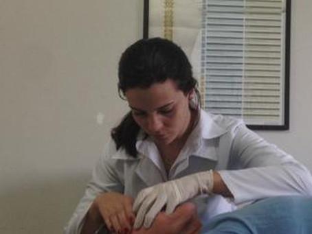 Tratamento manual fisioterapêutico osteopático ajudando na sintomatologia da sinusite.
