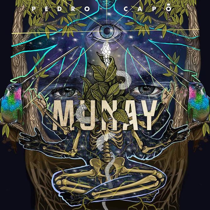 Pedro Capó presenta su nuevo álbum 'Munay' y nuevo sencillo 'Day by Day'