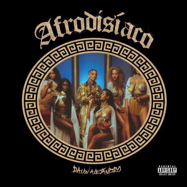 "Rauw Alejandro llega con su álbum ""Afrodisíaco"""
