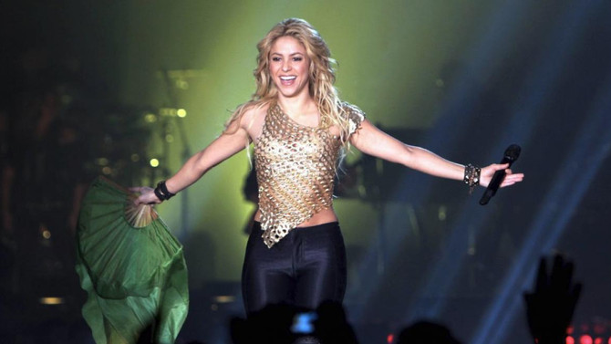Shakira viene a Argentina