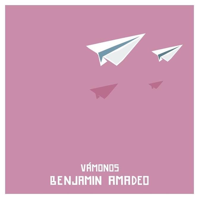 Benjamín Amadeo presenta 'Vámonos'