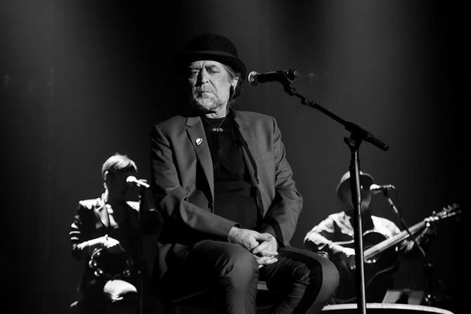 Joaquín Sabina estrena 'Coplas Patéticas'