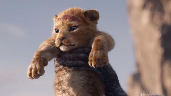 Mirá el trailer del live-action del Rey León