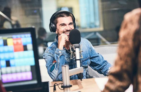 """Juanes anticipa su nuevo sencillo """"Hermosa Ingrata"""". Mirá"""