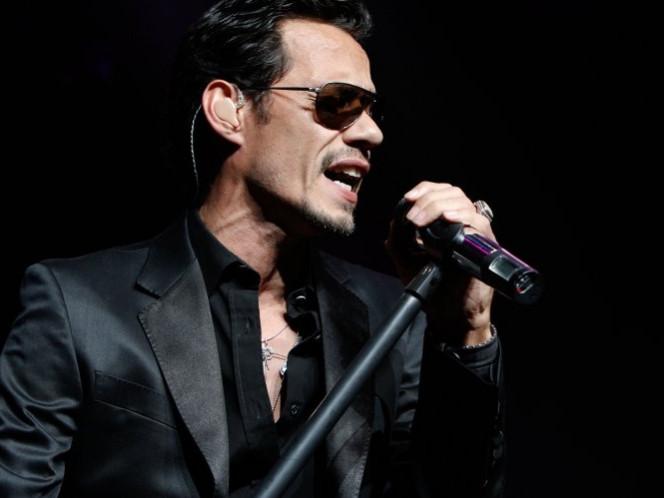 Marc Anthony cantó en el Radio City Music Hall de Nueva York