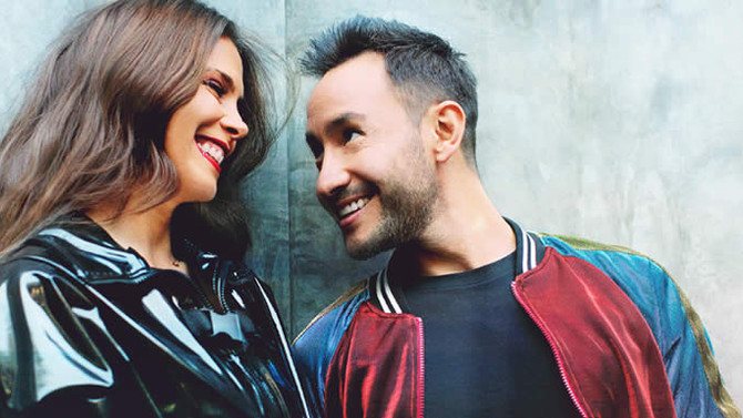 Escuchá el remix de 'Te estás enamorando de mí' de Luciano Pereyra
