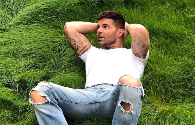 Ricky Martin trabaja en nueva música