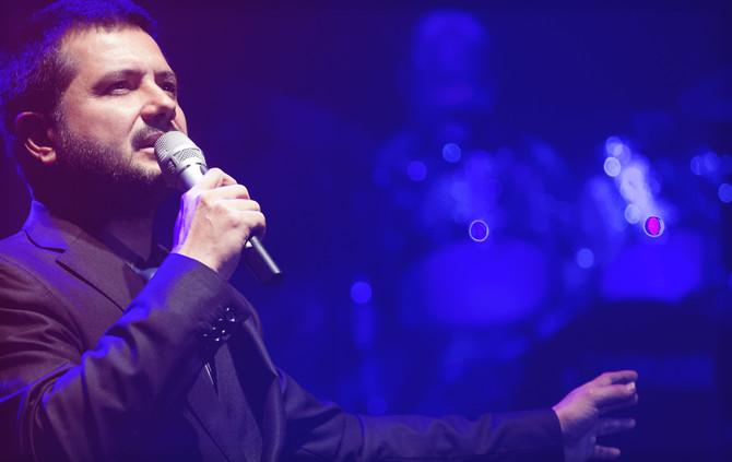 Jorge Rojas en el Teatro Luxor