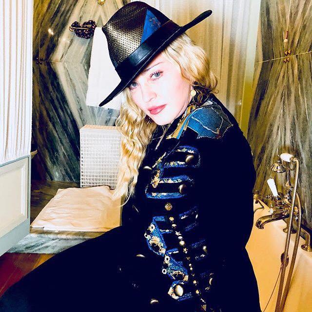 Madonna anuncia nuevo disco