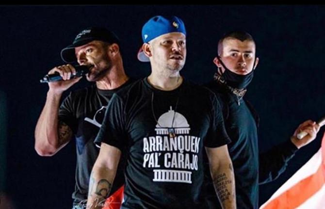 Ricky Martin, Bad Bunny y Residente unirán sus voces en nueva canción