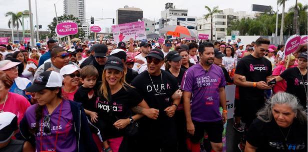 Daddy Yankee dió un mensaje para quienes padecen cáncer de mama