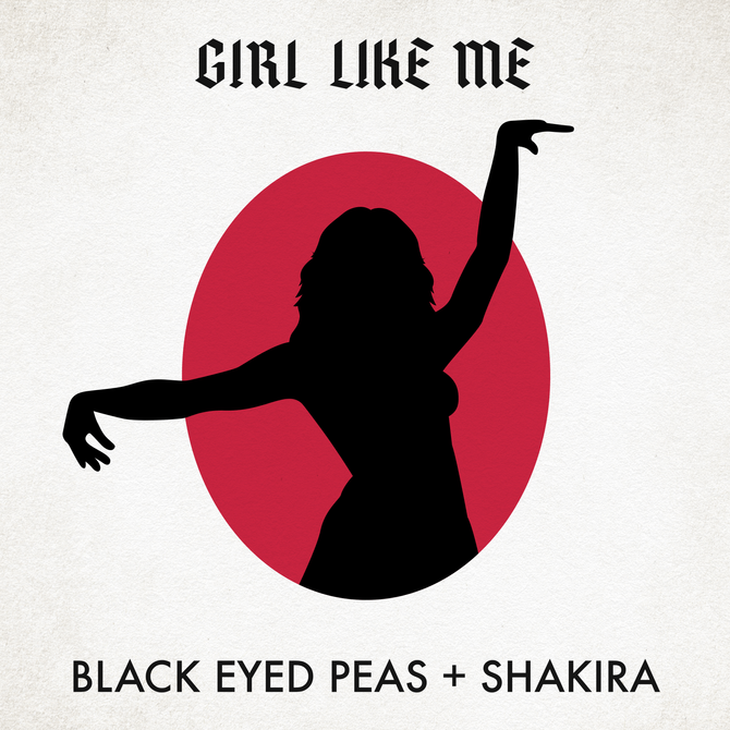 Black Eyed Peas y Shakira estrenan el vídeo de 'Girl Like Me'