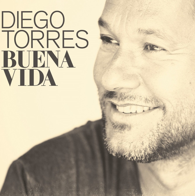 Diego Torres nominado al Grammy.