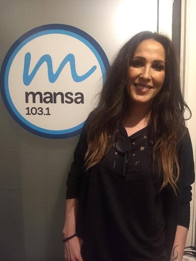 Malú en Radio Mansa
