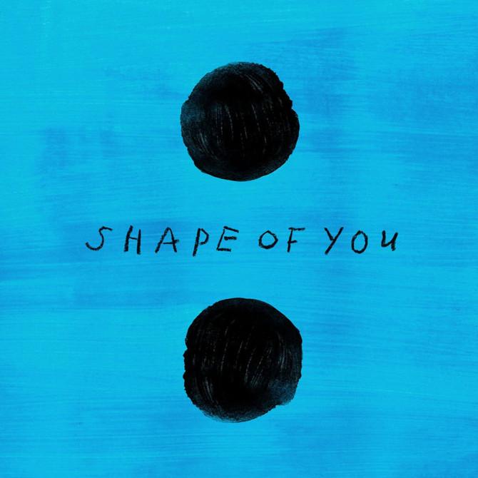 "Escuchá ""Shape of You"" en español"