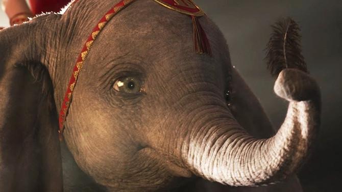 Estrenan nuevo trailer de 'Dumbo' por Tim Burton
