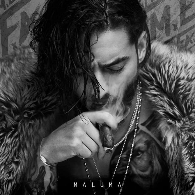 """Maluma se sumó a """"Bella"""" de Wolfine"""