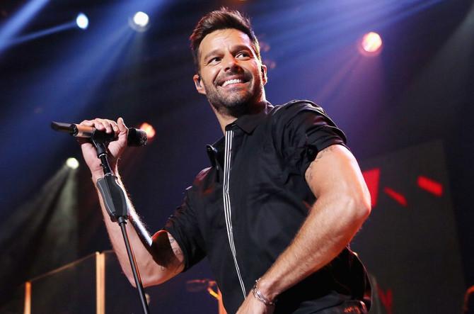 Ricky Martin viene a Córdoba en 2020