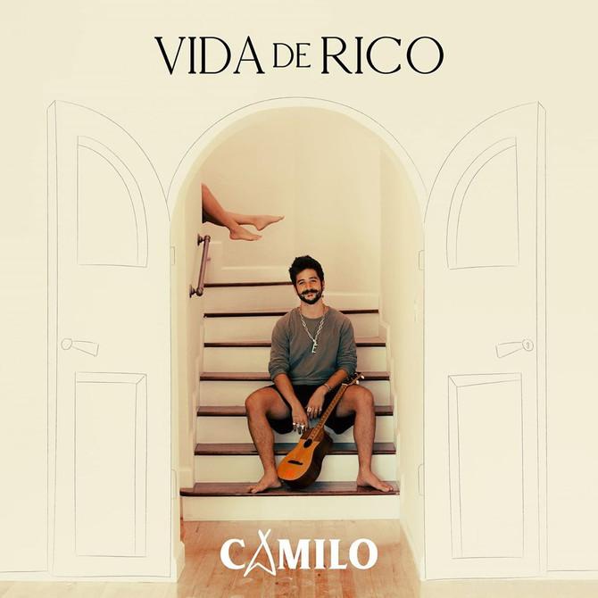 Camilo estrena su nuevo sencillo 'Vida de Rico'