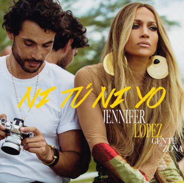 """""""Ni Tú Ni Yo"""", lo nuevo de Jennifer Lopez"""