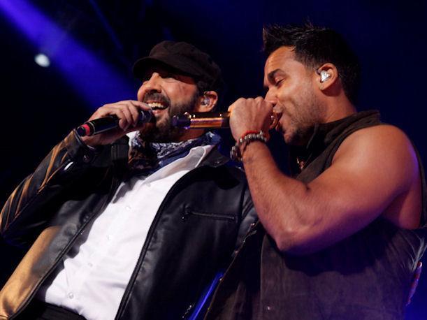 ¡¡Romeo Santos y Juan Luis Guerra, juntos!!