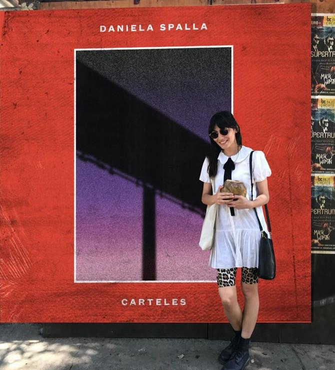 Así suena 'Careteles', lo nuevo de Daniela Spalla