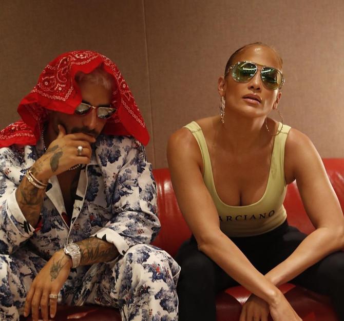 ¿Qué traman Maluma y Jennifer Lopez?