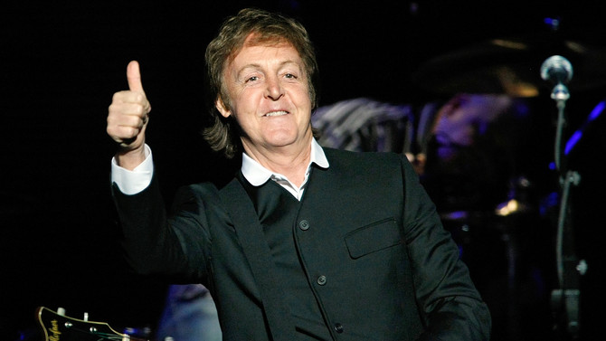 McCartney, sin carne