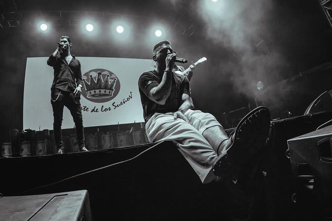 Maluma vuelve a cantar en Medellín junto a su fundación