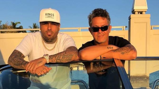 Alejandro Sanz estrena vídeo junto a Nicky Jam