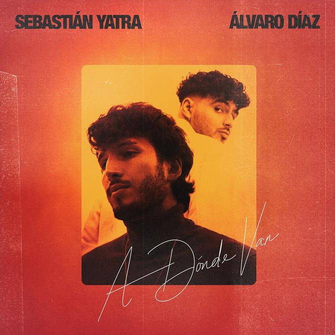 Sebastián Yatra lanza 'A Dónde Van' junto a Álvaro Díaz