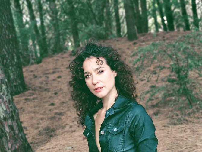 Daniela Herrero junto a Fito Páez en 'Iluminarte'