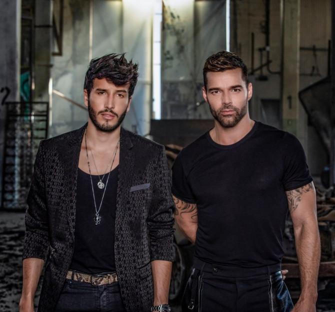 Así es lo nuevo de Sebastián Yatra junto a Ricky Martin