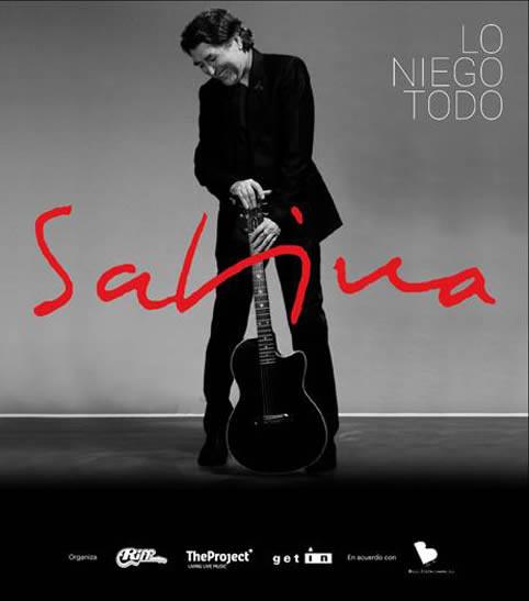 Joaquín Sabina anuncia fecha y gira