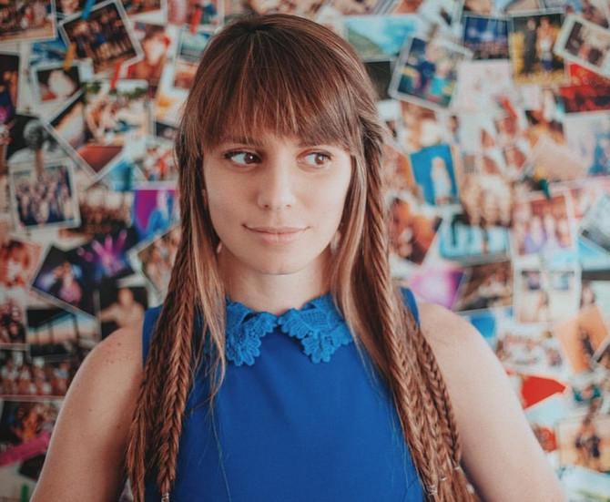 Silvina Moreno lanzó su nuevo álbum, 'Herminia'