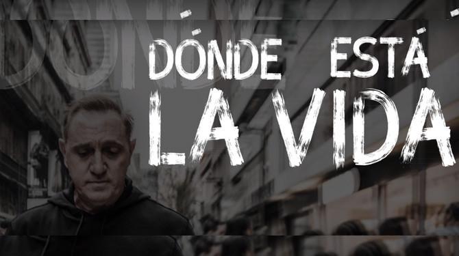 """Franco De Vita regresa con su nuevo single """"Dónde está la vida"""""""