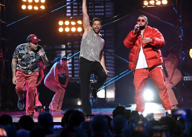 """""""Cántalo"""", la canción que une a Ricky Martin, Residente y Bad Bunny."""