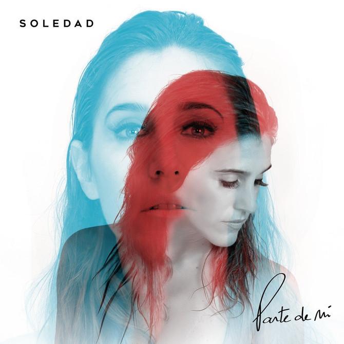 Soledad presenta nuevo Disco