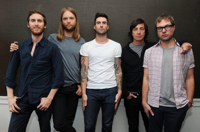 El recital de Maroon 5 en Argentina ya tiene nueva fecha.